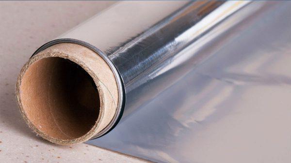 Papel alumínio pode ser perigoso para a saúde.