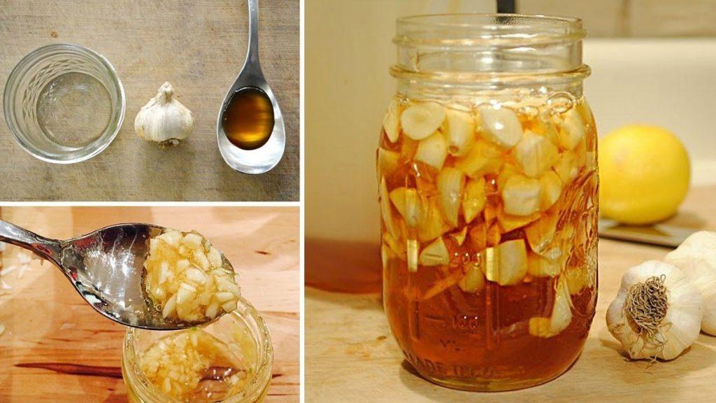 Xarope de alho aumenta imunidade, cura gripe e qualquer virose de forma natural, através do poder também do vinagre de maçã e do mel.